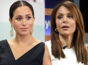 Bethenny Frankel Mocks Meghan Markle For Supposedly Suffering At The Palace - 'Cry Me A River'