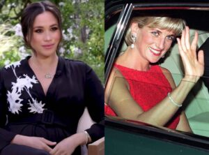 Meghan Markle Honors Princess Diana In A Subtle Way During Oprah Interview