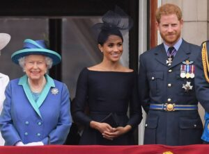 Queen Elizabeth II Releases Inspiring Speech About Unity Prior To Prince Harry And Meghan Markle's Oprah Tell-All!