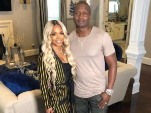 Rasheeda Frost Shows Fans How Dope Her Pressed Walls Are Coming Out