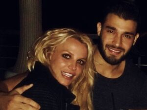 Sam Asghari Insinuates That He'd Like To Have Babies With Britney Spears Soon