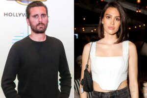 Amelia Hamlin Gushes Over Her 'Dream Man' Scott Disick In New Post!