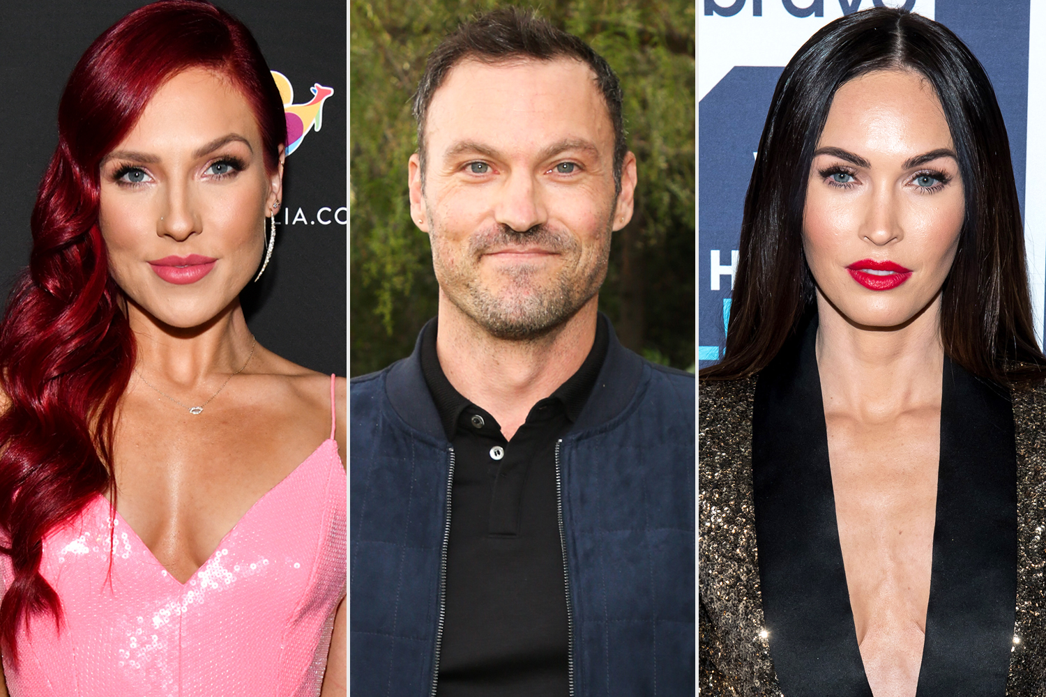 sharna-burgess-has-reportedly-helped-bf-brian-austin-green-and-ex-wife-megan-fox-improve-their-relationship-details