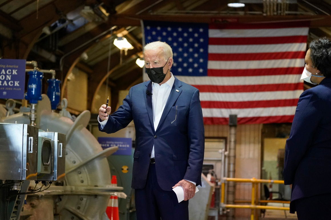 President Joe Biden Wars Americans They Could Lose Unemployment Pay