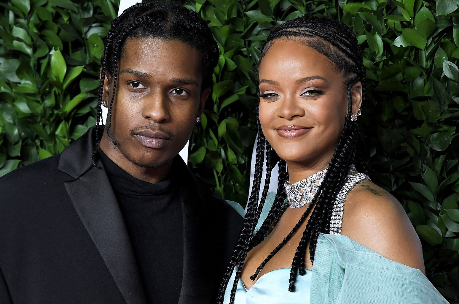 """""""asap-rocky-gushes-over-love-of-his-life-rihanna-in-rare-interview-says-shes-the-one-and-more"""""""