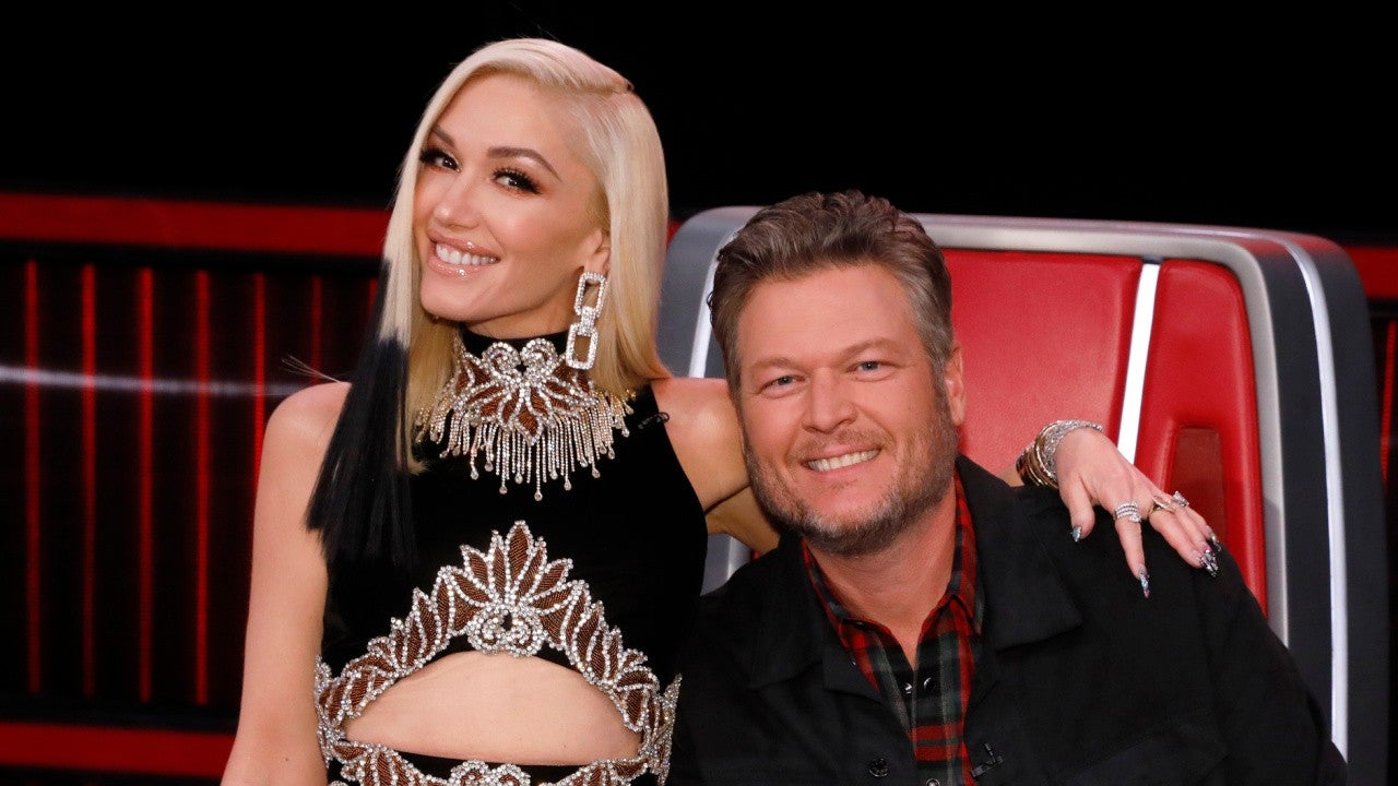 """""""blake-shelton-reveals-that-the-greatest-part-of-being-on-the-voice-was-meeting-gwen-stefani"""""""