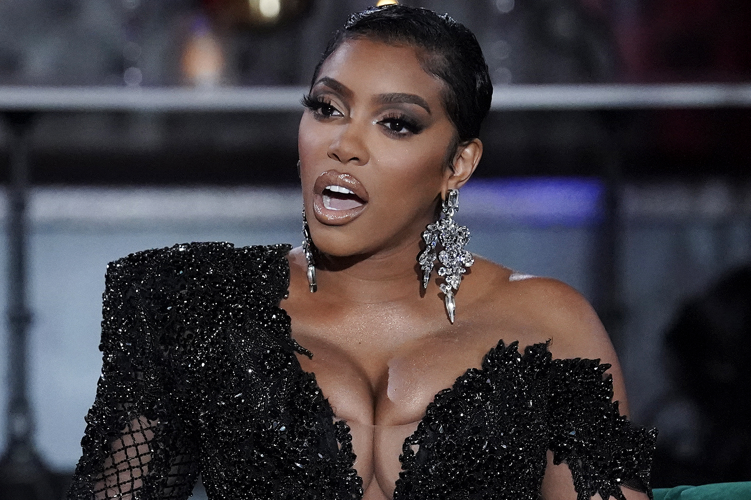 Porsha Williams Says She Is Blessed And Highly Favored – Check Out Her Message