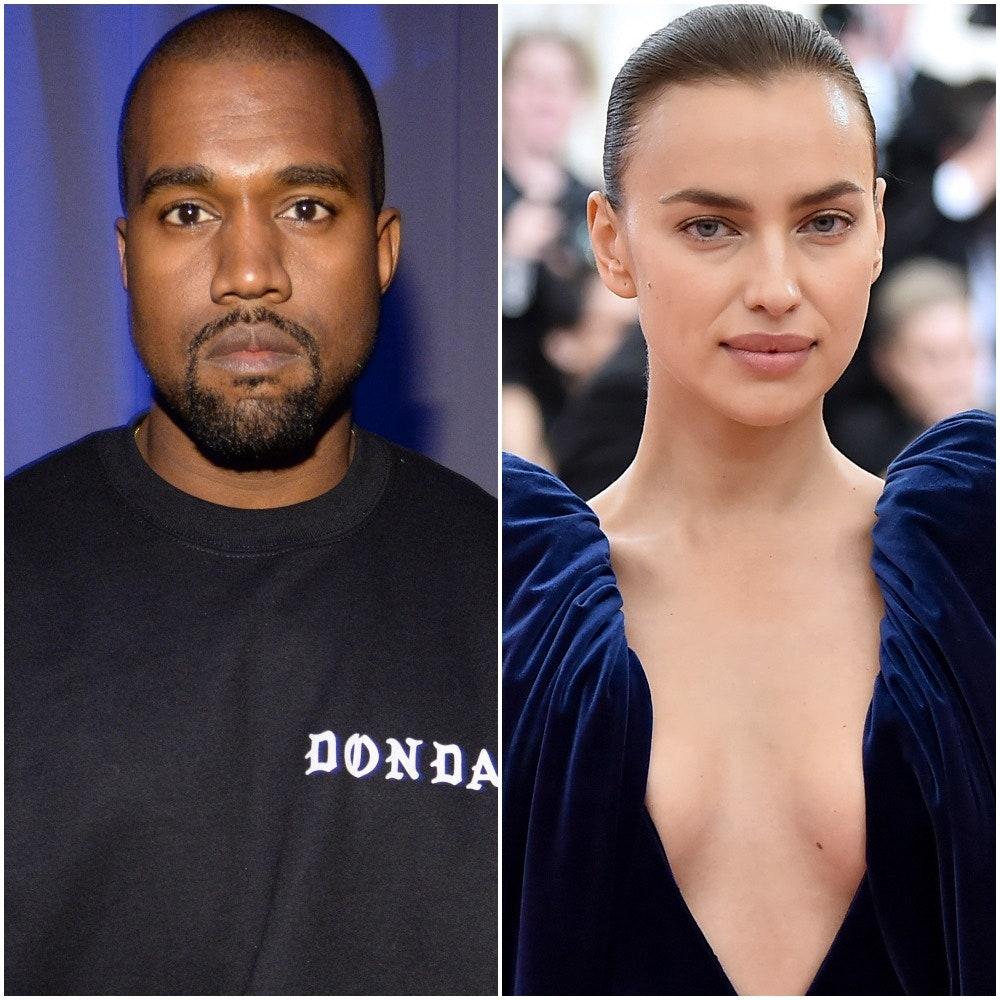 """kanye-west-reportedly-dating-irina-shayk-3-months-after-kim-kardashian-divorce-theyre-together"""