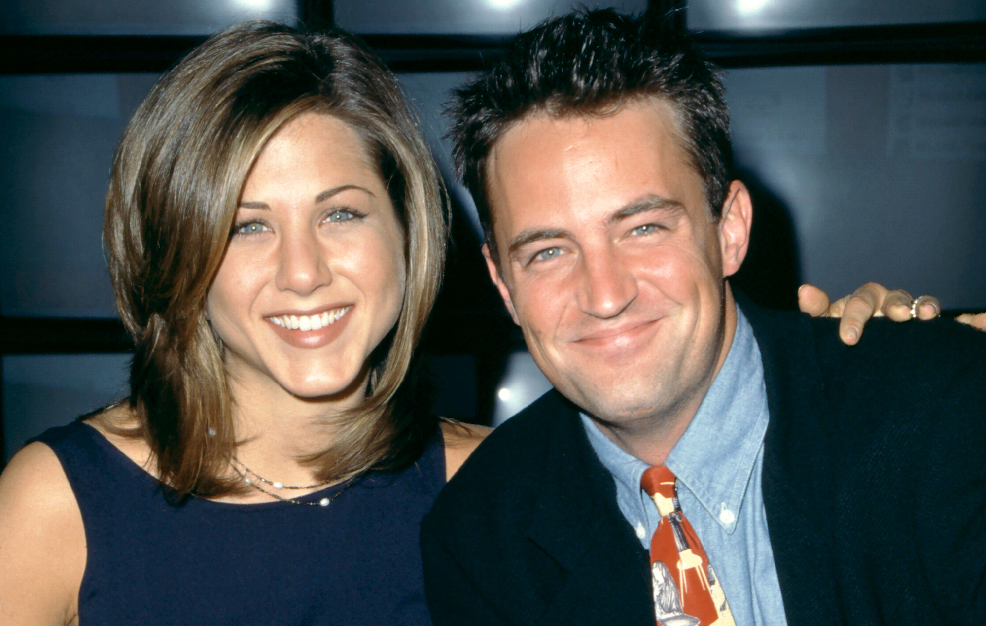 """""""jennifer-aniston-reveals-that-her-friends-co-star-matthew-perry-experienced-devastation-she-did-not-understand-while-shooting-the-sitcom"""""""