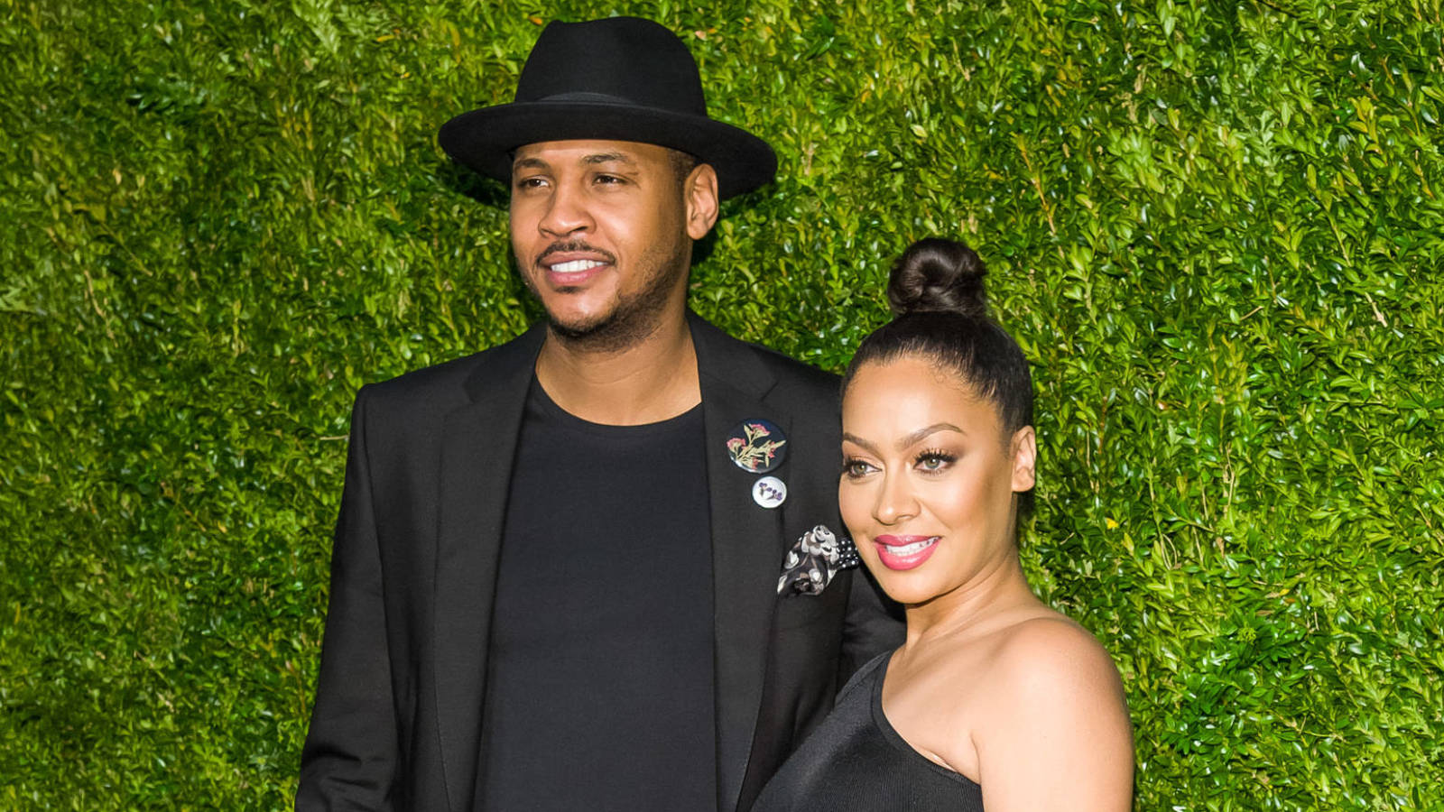 , La La Anthony Files For Divorce From Carmelo Anthony After More Than A Decade Of Being Married!,