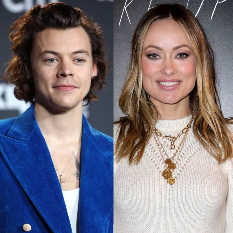 , Olivia Wilde Responds To Paparazzi Questions About Harry Styles Amid Romance,