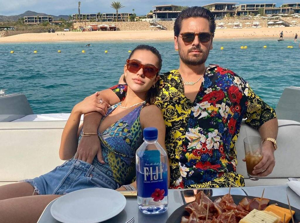 Scott Disick Responds To Critics Shading Him For Dating Much Younger Women – 'I Look Young!'
