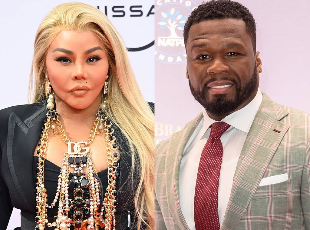 """""""lil-kim-fires-back-at-50-cent-after-he-shades-her-bet-awards-look-and-her-response-is-insanely-savage"""""""
