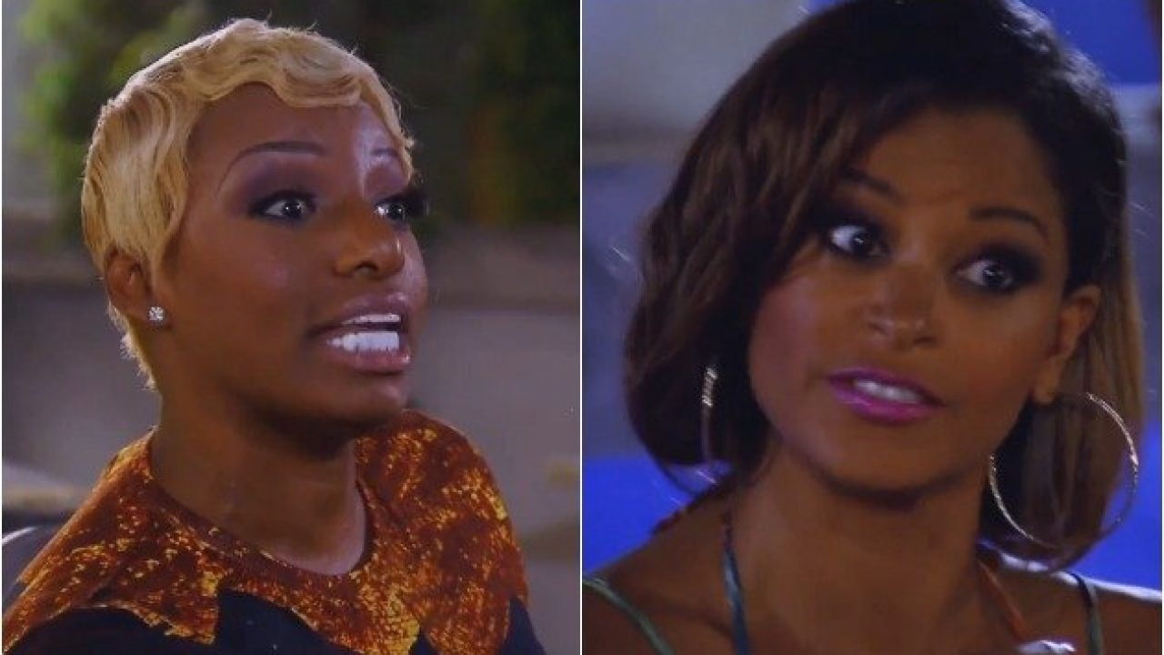 """""""claudia-jordan-seriously-drags-nene-leakes-after-comparing-herself-to-beyonce-check-out-the-shade"""""""