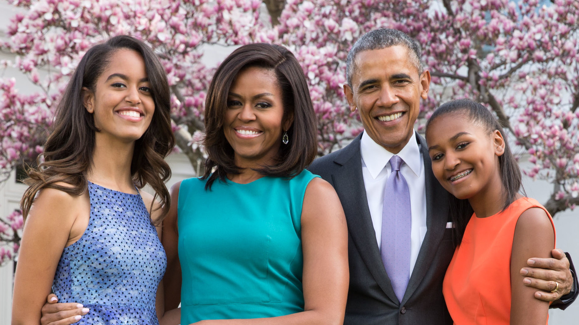 """""""barack-obama-says-his-daughters-are-afraid-of-michelle-but-they-always-mock-him-im-the-brunt-of-every-joke"""""""