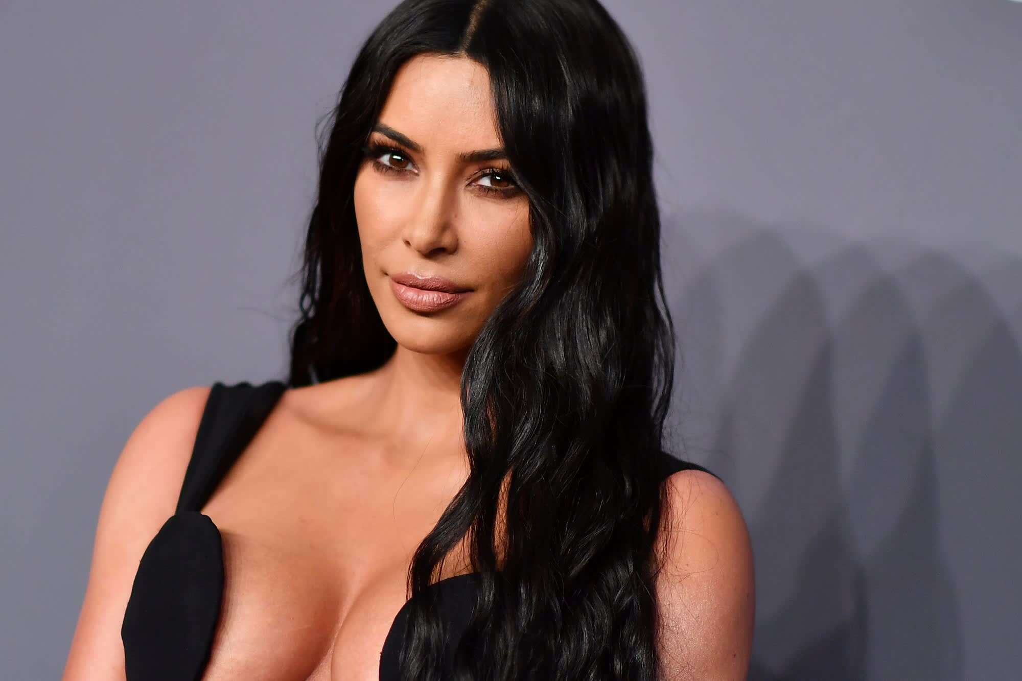 Kim Kardashian Announces A Collaboration Between Skims And Fendi