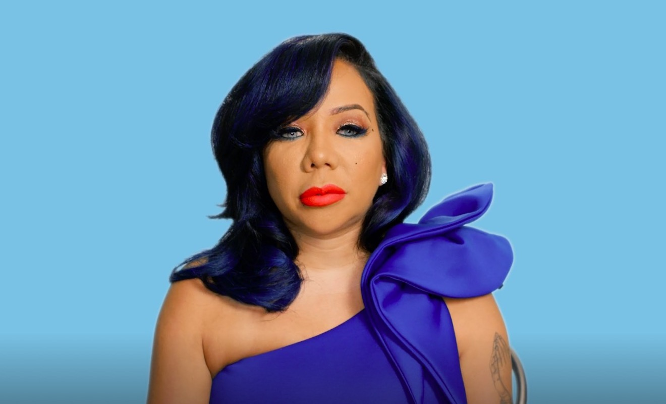 Tiny Harris announces a luxury spa in NYC